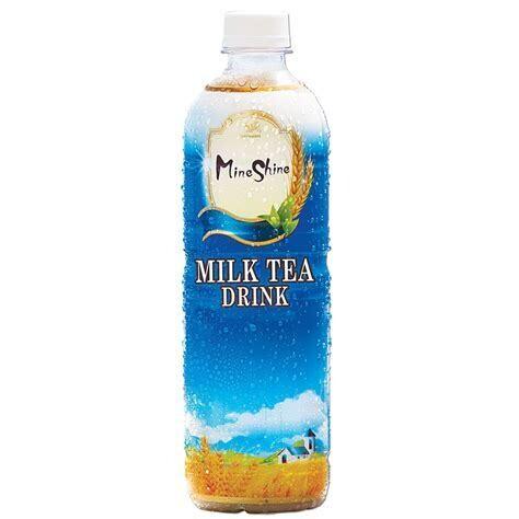 Mine Shine Milk Tea Drink 600ml