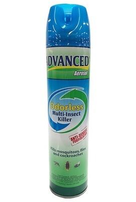 Advanced Multi Insect Killer 600ml