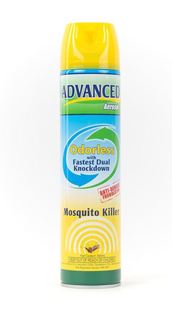 Advanced Mosquito Killer 600ml