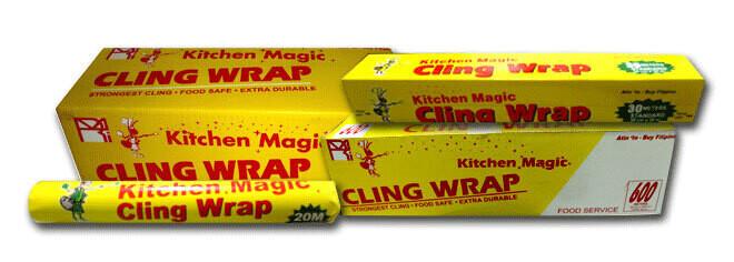 KM Cling Wrap 300m x 30cm