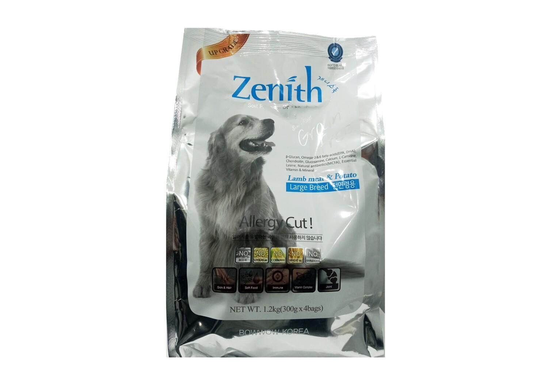 Zenith Premium Soft Type Dog Food Lamb & Potato (Large Breed) 1.2kg