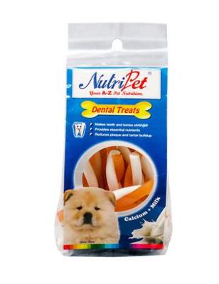 Nutripet Twistix Mini Cheese & Milk 150g Dental Treats