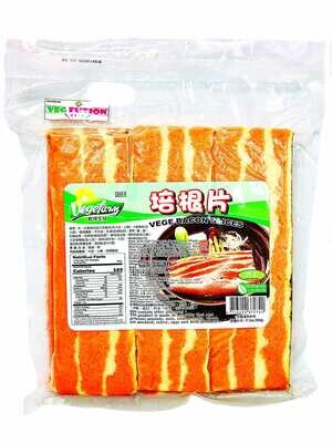 Vegetarian Bacon Slices 500g