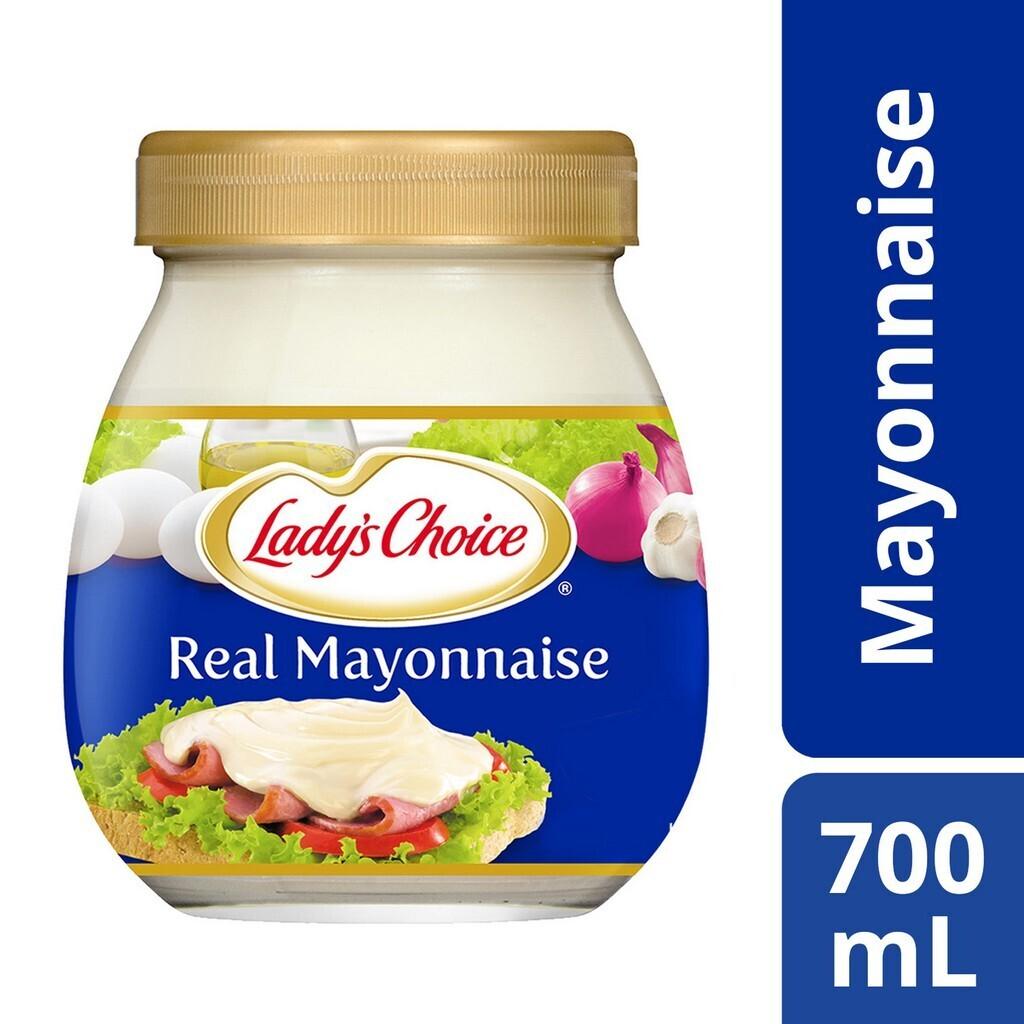 Lady's Choice REAL MAYONNAISE 700ml