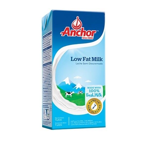 Anchor LOW FAT MILK 1 Liter