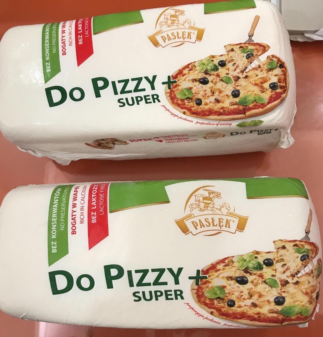 Do Pizzy Super+ MOZZARELLA Cheese 2.4kg