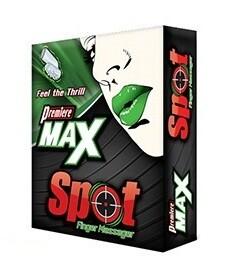 Premiere MAX SPOT Finger Massager