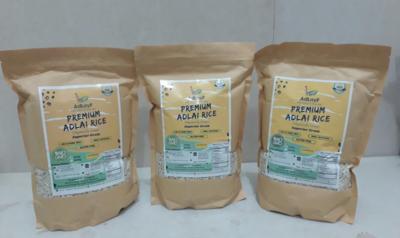 AdlayF Premium ORGANIC ADLAI Rice 1kg