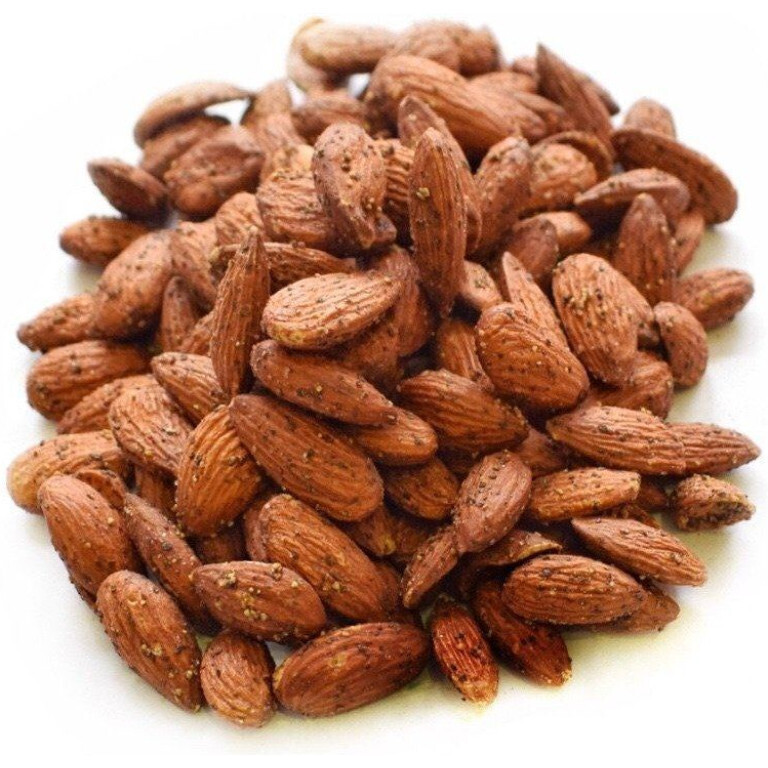 ROASTED ALMONDS NUTS 250 grams