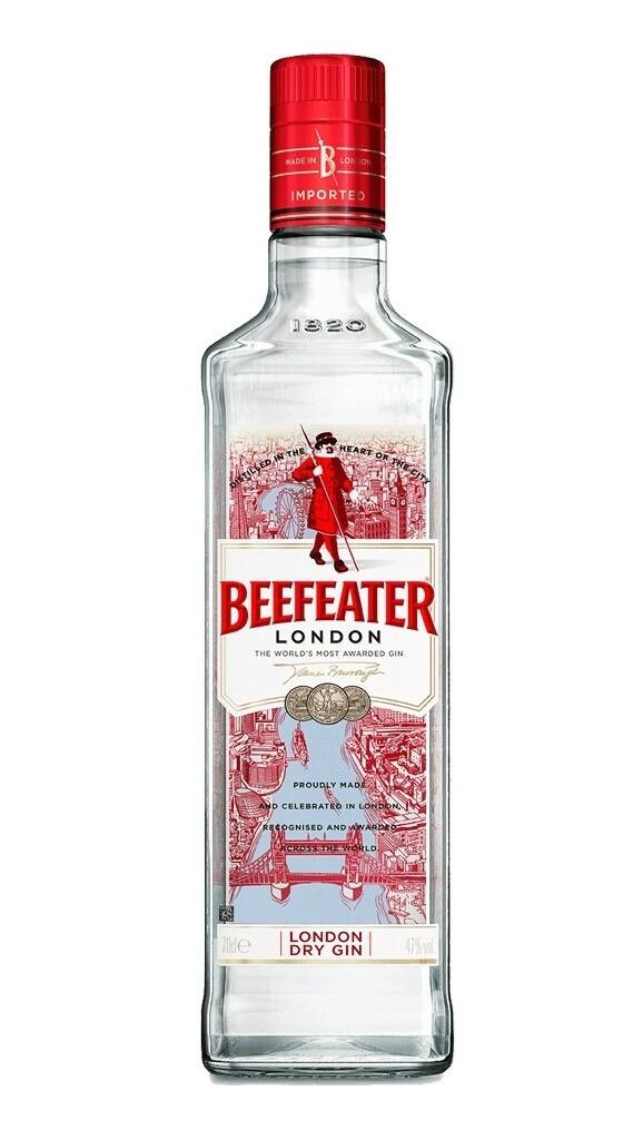 BEEFEATER LONDON GIN 700 ml