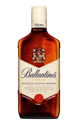 BALLANTINES FINEST 40% 700ml - Blended Scotch Whisky
