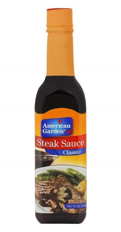 American Garden STEAK SAUCE 10 oz. (284g)