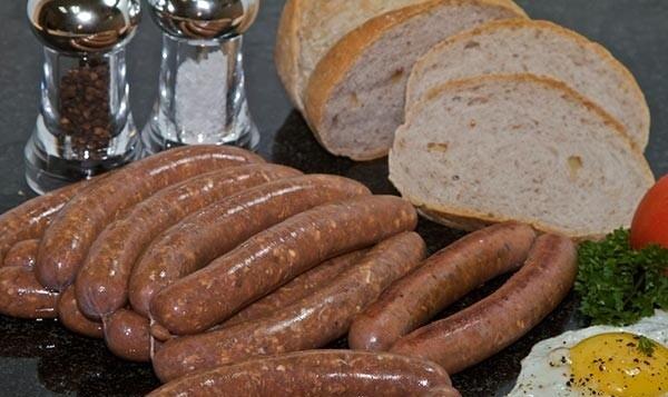 Santis Delicatessen MERGESE SAUSAGE 800 grams