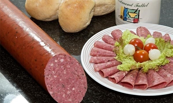 Santis Delicatessen PURE BEEF SALAMI 1kg