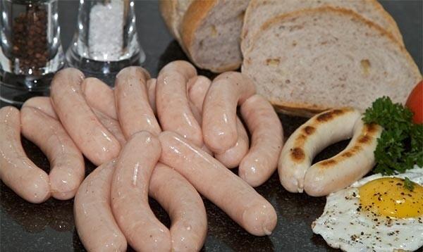 Santis Delicatessen FRESH CHICKEN SAUSAGE 750 grams