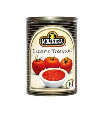 Molinera CRUSHED Canned Tomatoes 400g