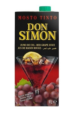 Don Simon RED GRAPE JUICE 1 Liter