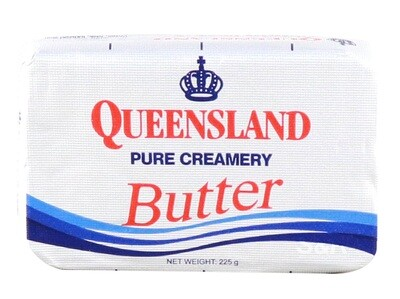 Queensland Pure Creamery BUTTER 225g