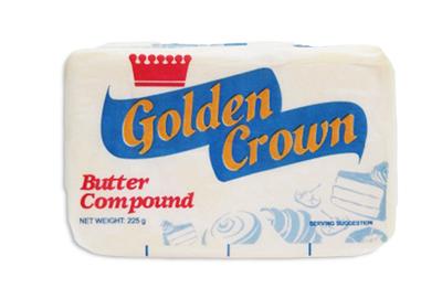 GOLDEN CROWN Butter Compound 225 grams