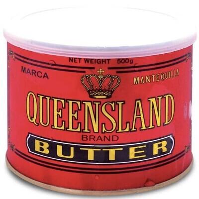 Queensland BUTTER IN TIN 500g