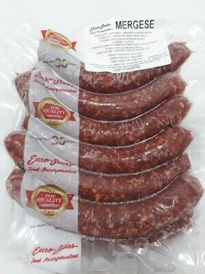 Santis MERGESE SAUSAGE 800 grams