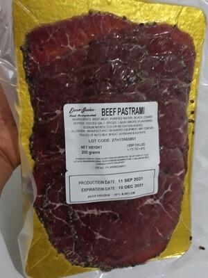 Santis BEEF PASTRAMI 200G