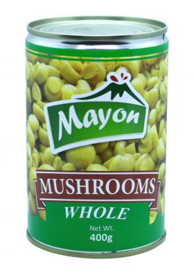 Mayon MUSHROOMS WHOLE 400g