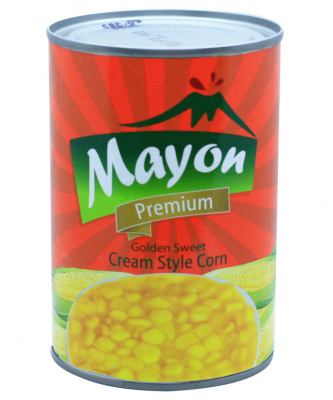 Mayon CREAM STYLE CORN 425g