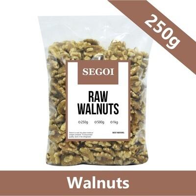 Segoi RAW WALNUTS (250g)