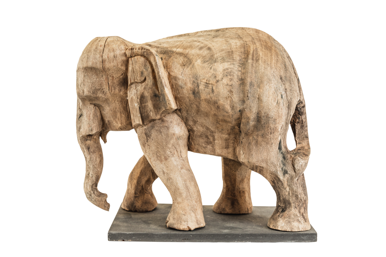 Elephant Wood Brown