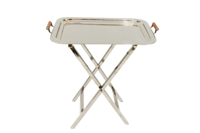 Laurent Foldable Butlers Tray & Stand