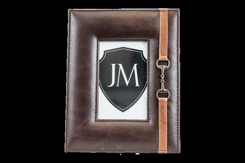 Leather Frame - Dark Brown
