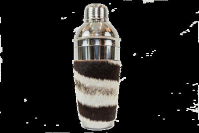 Zebra Cocktail Shaker