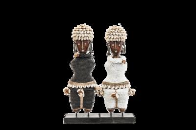 Ndamji Doll - Approx 30cm - Beaded Body