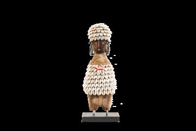 Ndamji Doll - Approx 30cm - Shell Body