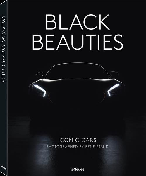 Black Beauties: Iconic Cars by Rene Staud