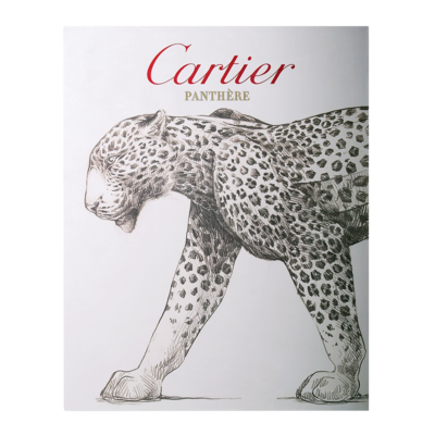 Cartier Panthere by Geoffroy Schneiter