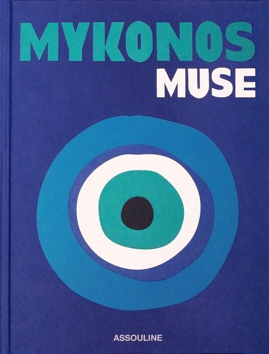 Mykonos Muse by Lizy Manola