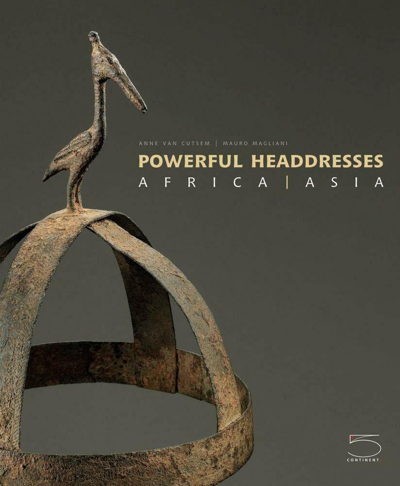 Powerful Headdresses by Anne Van Custem