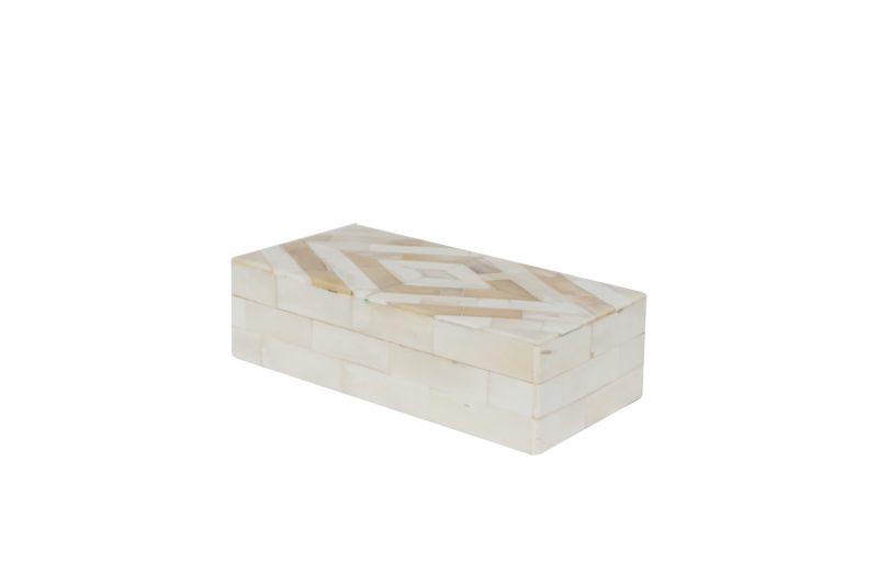 White Bone Box