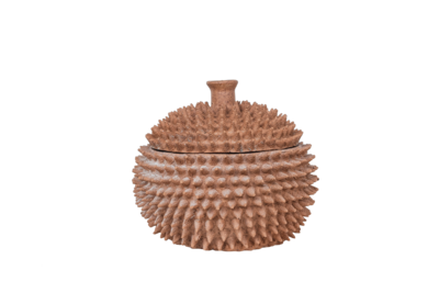 Tan Spike Bowl