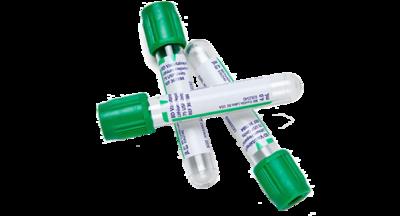 BD Tube vert héparine 6.0ml