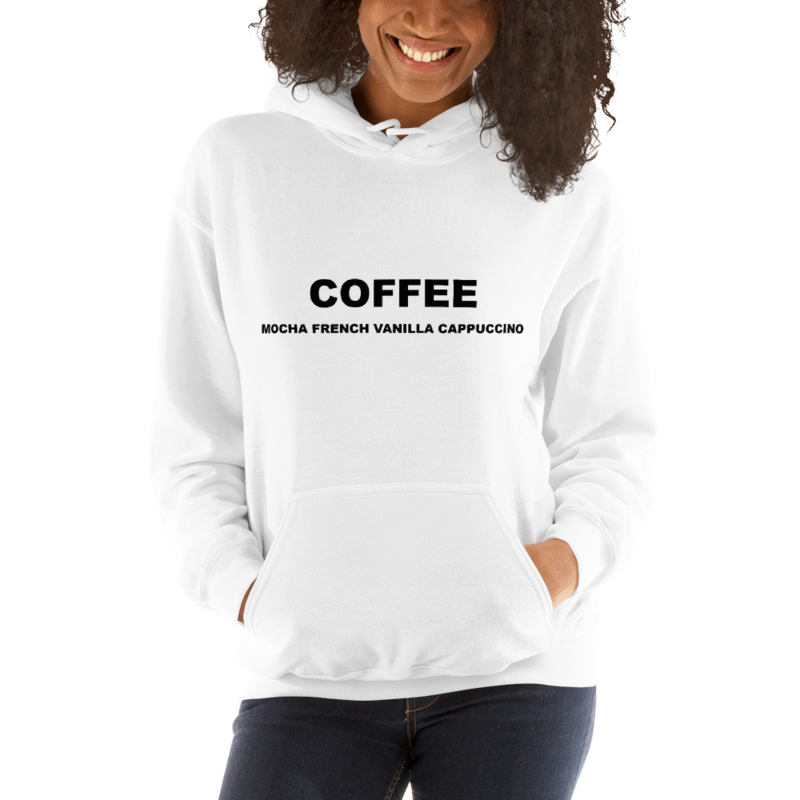 I CAN'T Without COFFEE- Coffee Palette unisex Hoodie