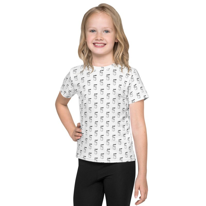 '1UP' Kids T Shirt