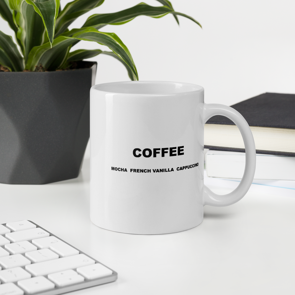I CAN'T Without COFFE®️E-COFFEE PALETTE Mug