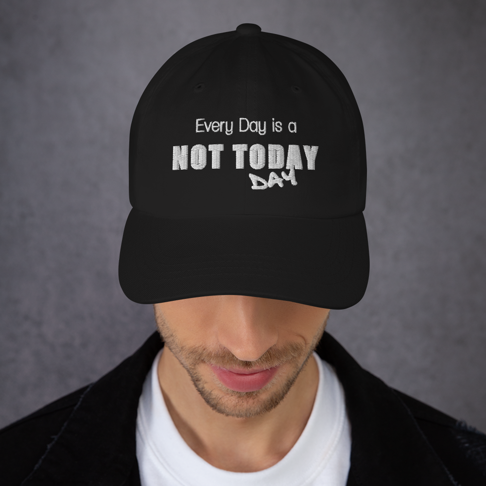 I CAN'T Without COFFEE®️ - NOT TODAY Dad Hat