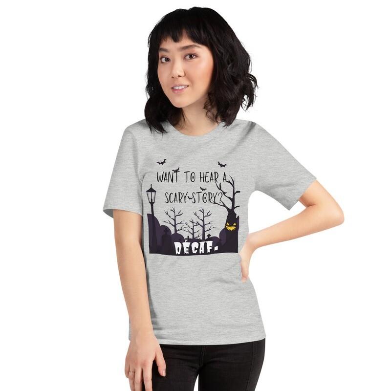 'HALLOWEEN' Women's Short-Sleeve Halloween T-Shirt