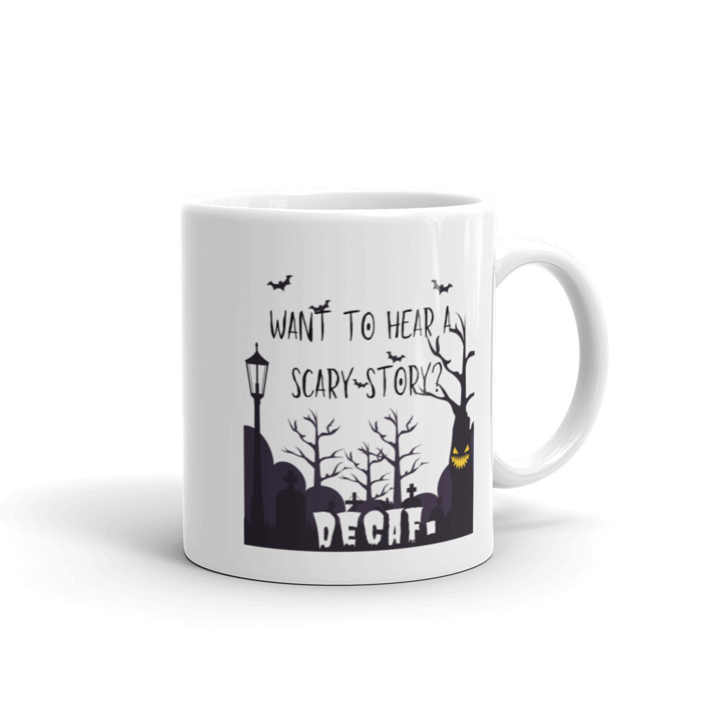 I CAN'T Without COFFEE®️ - HALLOWEEN Mug