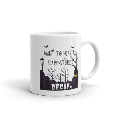 I CAN'T Without COFFEE®️ - HALLOWEEN Mug