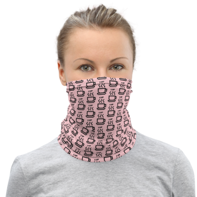 I CAN'T Without COFFEE ®️ - Women's '1UP' Neck Gaiter